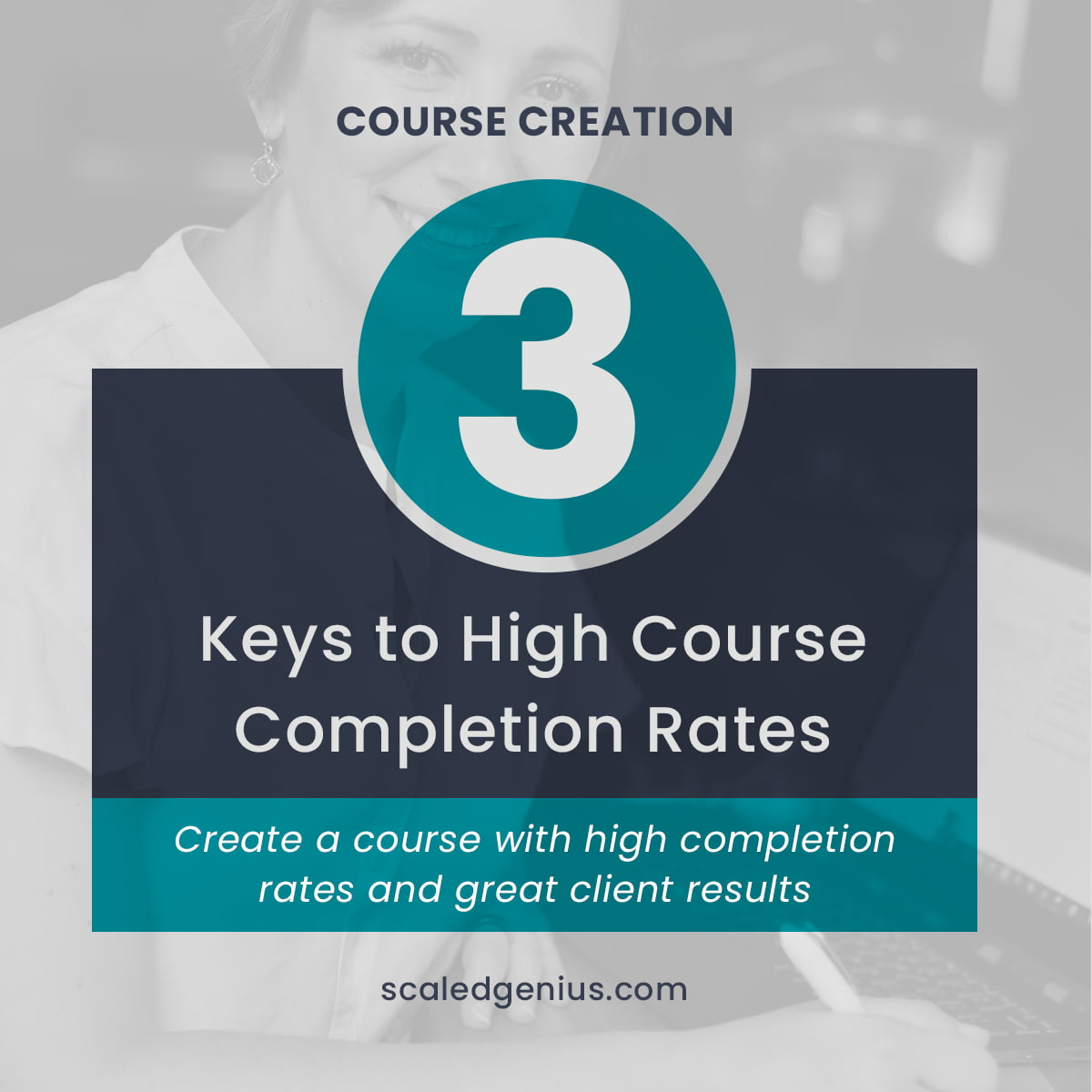 [Video] Three Keys to High Course Completion Rates
